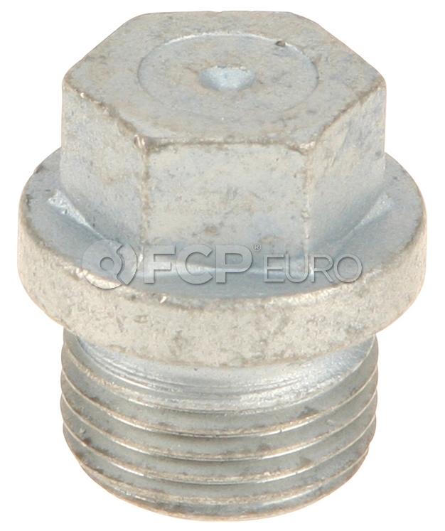 BMW Screw Plug (M18X15) - Genuine BMW 27107571645