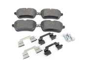 Mercedes Brake Pad Set - Genuine Mercedes 0084200820