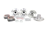 BMW 72.56mm Wheel Hub Conversion Kit (E39) - 31226765601KT