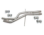Audi Resonator Delete Kit 034Motorsport - 0341057040