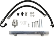 Audi VW Drop In High Flow Fuel Rail Upgrade Kit - 034Motorsport 0341067028