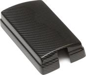Audi VW Carbon Fiber Fuse Box Cover - 034Motorsport 0341ZZ0002