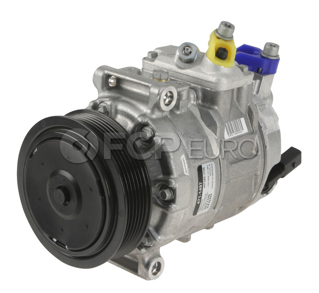 Audi VW A/C Compressor - Denso 1K0820808F