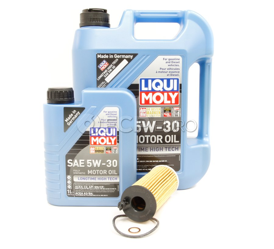 BMW Diesel Oil Change Kit 5W-30