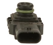 Audi VW Secondary Air Pump Pressure Sensor - VDO 07K906051
