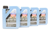 Mercedes Diesel Oil Change Kit 5W-30 - Liqui Moly 6421800009KT