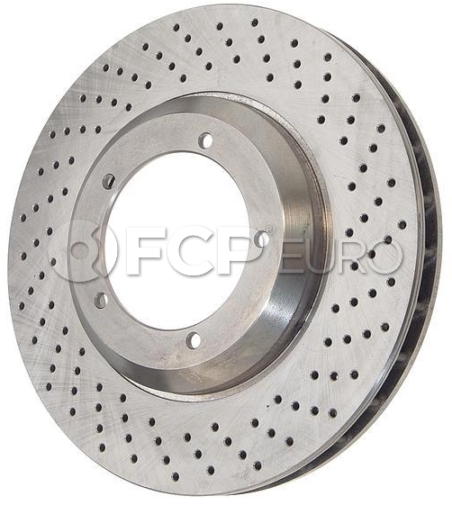 Porsche Brake Disc - Zimmermann 460150820
