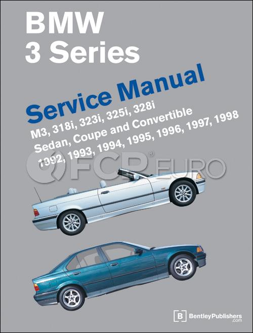 BMW Repair Manual - Bentley B398