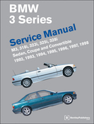 BMW Repair Manual - Bentley B398