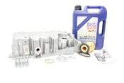 Audi VW Oil Pan Kit with Oil - Liqui Moly 06F103601LKT2