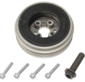VW Engine Crankshaft Pulley - Corteco 038105243K