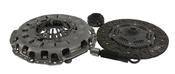 Audi Clutch Kit - Valeo 52405610