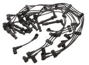 Porsche Spark Plug Wire Set - Beru ZEF601