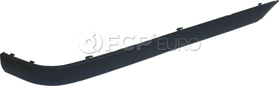 BMW Bumper Trim - Genuine BMW 51121960724