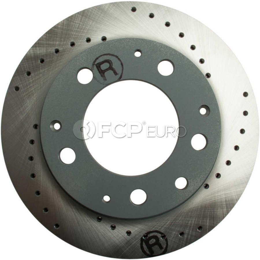 Porsche Brake Disc Set - Sebro 275195