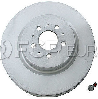 Volvo Brake Disc - Genuine Volvo 30645223