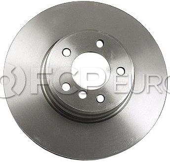 Land Rover Brake Disc - Eurospare SDB000201