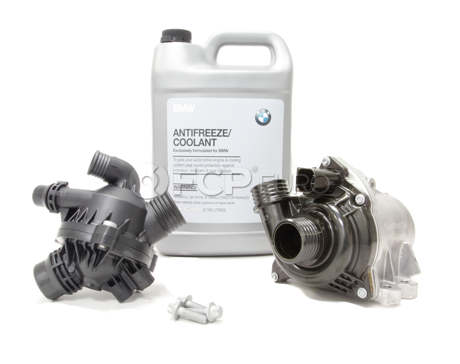 BMW Water Pump Replacement Kit - 11517632426KT7