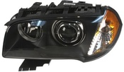 BMW Headlight Assembly - Magneti Marelli 63123418395