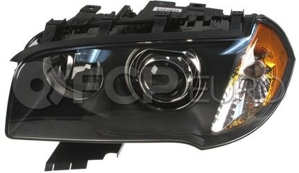 BMW Xenon Headlight Assembly - Hella 63126930234