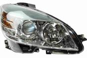 Mercedes Headlight Assembly - Magneti Marelli 2048200861