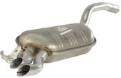 Mercedes Exhaust Muffler - Starla 1244910400
