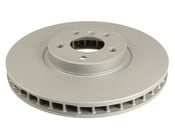 BMW Brake Disc - Zimmermann 34116756847