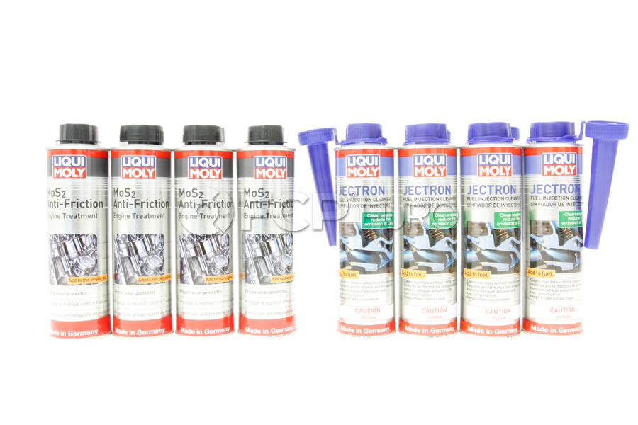 4 Cylinder Additive Kit (Step 2) - Liqui Moly LMK0002