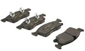 Mercedes Brake Pad Set - Textar 0004203302