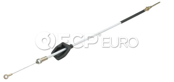 BMW AT Selector Cable - Febi Bilstein 25161218349