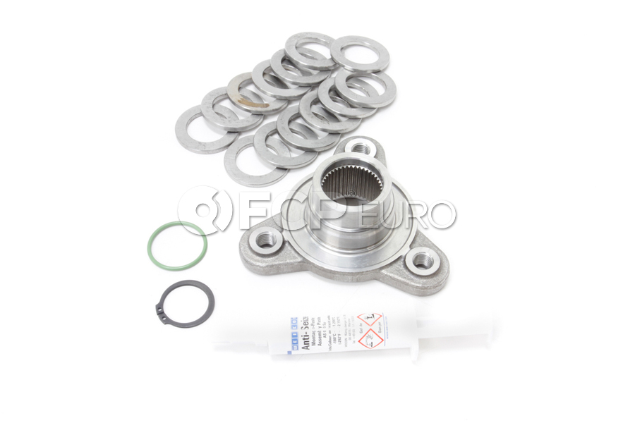 BMW Transfer Case Output Flange Repair Kit  - Genuine BMW 27107593440