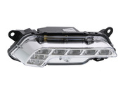 Mercedes Daytime Running Light Right (E350 E550 E400 E250) - Genuine Mercedes 2128200856