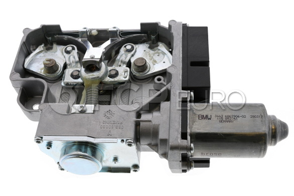 BMW Parking Brake Actuator - Genuine BMW 34436862906