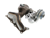 BMW Turbocharger - Mitsubishi 11657649291