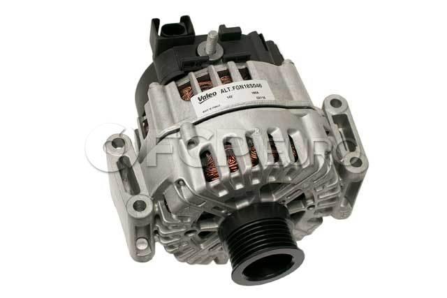 Mercedes 180 Amp Alternator - Valeo 014154420260