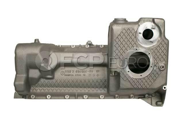 BMW Engine Oil Pan - Genuine BMW 11137838130
