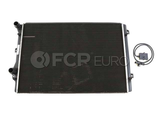 VW Radiator - Genuine VW 1K0198251
