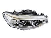 BMW Adaptive LED Headlight Assembly - Genuine BMW 63117377856