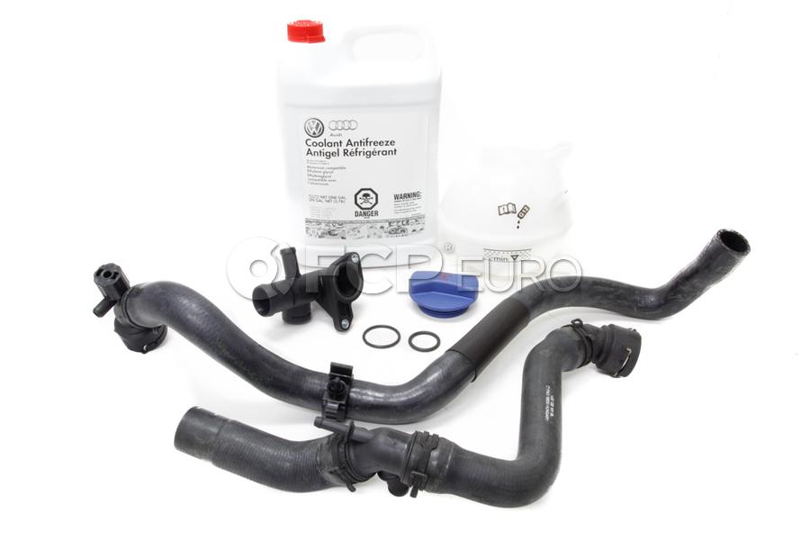 VW Cooling System Kit - Genuine VW 1J0122101BL