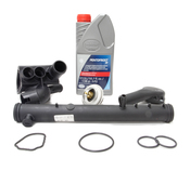 Audi VW Water Distribution Pipe Replacement Kit CRP/OEM - 503913