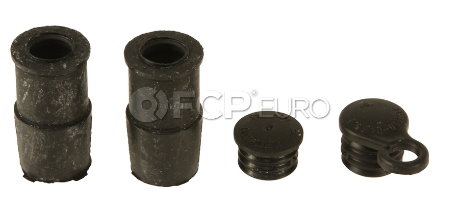 Audi VW Brake Caliper Guide Pin Bushing Kit - Genuine Audi VW 8V0698647