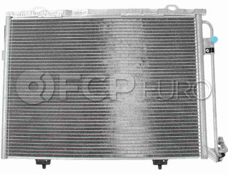 Mercedes A/C Condenser (C230 C280) - Nissens 2028300970