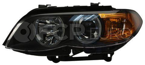 BMW Headlight Assembly Left (X5) - Hella 63127164423