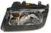 VW Headlight Assembly Left (Jetta) - Hella 1JM941017