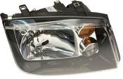 VW Headlight Assembly Right (Jetta) - Hella 1JM941018