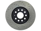 Audi VW Brake Disc - StopTech 128.33098R