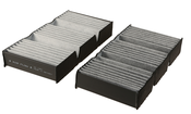 Mercedes Cabin Air Filter Set - Corteco 1668307201