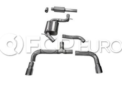 VW Catback Exhaust System - CORSA 14834