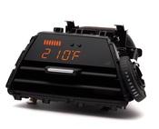 BMW OBD2 Multi-Gauge With Analog Boost Sensor And Tap Kit - P3 Gauges LvP3BF8X+V+SEN+TAP