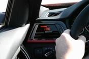 BMW OBD2 Multi-Gauge With Track Pack and Analog Boost Sensor Kit - P3 Gauges LvP3BF3X+V+TPK+SEN+TUB